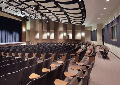 Auditorium at NFHS
