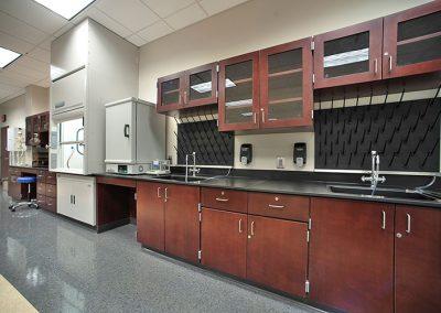 Chemistry Lab NFHS