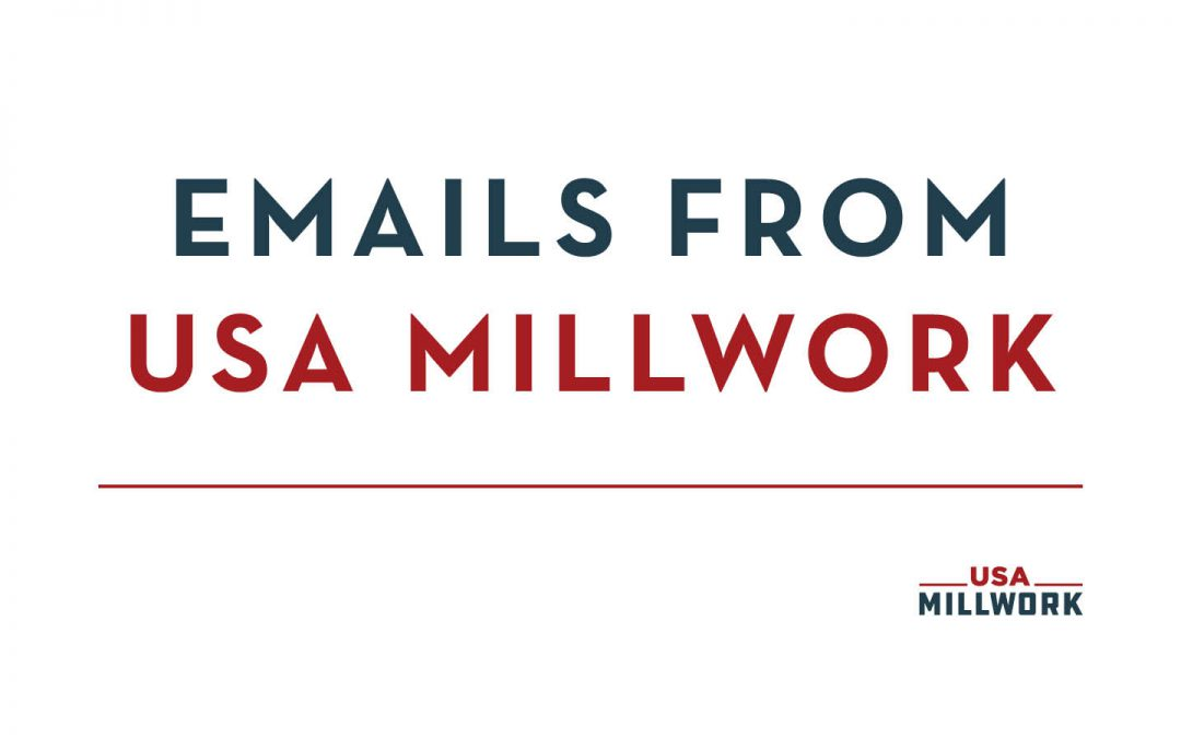 USA Millwork Email Addresses